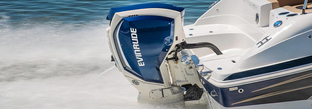 Evinrude ETEC G2 3 outboard